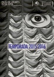 TEMPORADA 2015-2016