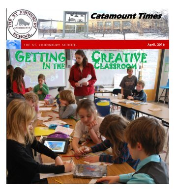 catamount times april 2016  Final online edition