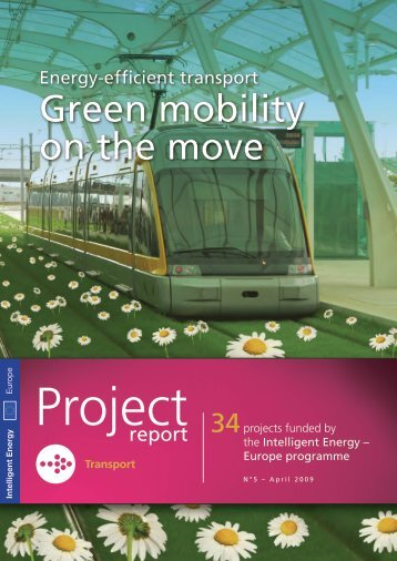 Green mobility on the move - Europe's Energy Portal