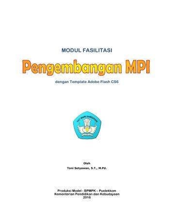 Modul Fasilitasi Pengembangan MPI (TEMPLATE)