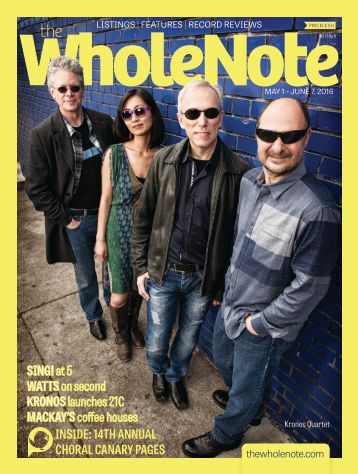 Volume 21 Issue 8 - May 2016