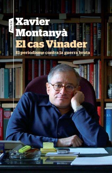 Xavier Montanyà El cas Vinader