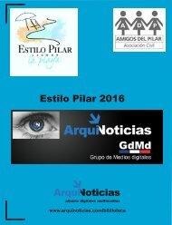 2016 Album N°5 Inauguración Estilo Pilar