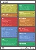 Das Gleis 1 Programm vonMai bis September 2016 - Page 2