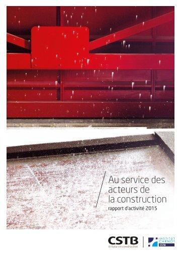 Au service des acteurs de la construction
