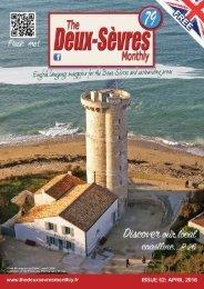 The Deux-Sèvres Monthly, April 2016
