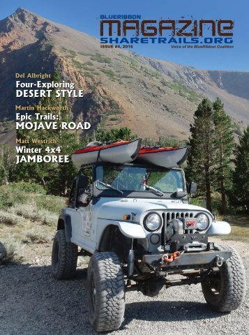 BlueRibbon Magazine, Issue #004