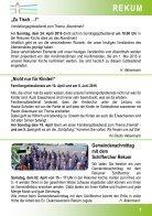 Gemeindebrief April & Mai 2016 - Page 7