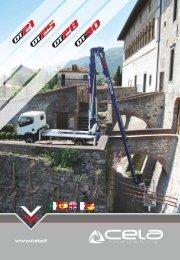 Katalog Cela Truck DT Serie