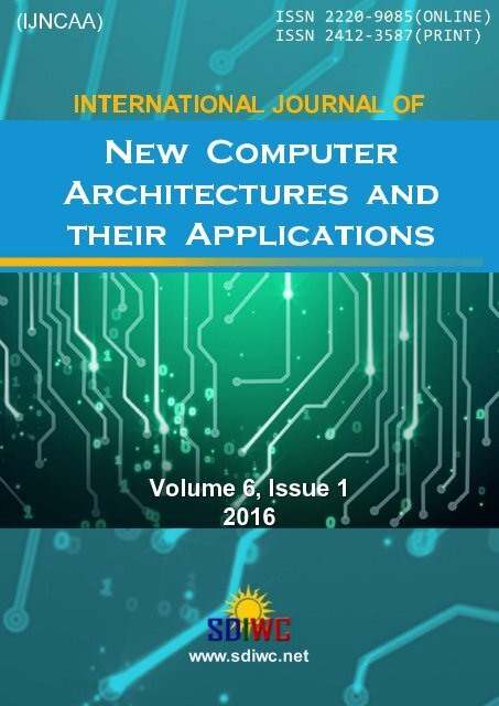 New Computer Architectures and their Applications