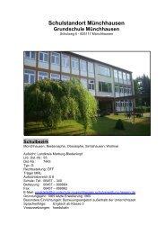 """Leitbild """"Gemeinsam"""" - Grundschule Münchhausen"""