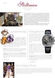 3b13abbd5fb565 Juwelentrends Mix   Match Show Horlogetrends - Steltman