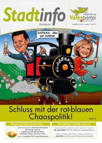 Linse - Klagenfurter Volkspartei