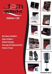 Deflect-o Office Catalogue 128