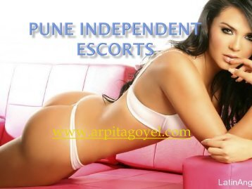 Best Pune Independent Escorts