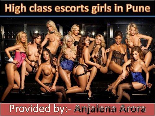 Find Platinum escorts services in Pune by Anjalena Arora