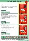 Agrodieren.be weide afrastering, schrikdraad, schrikdraadapparaten, hekken en toebehoren - Page 7