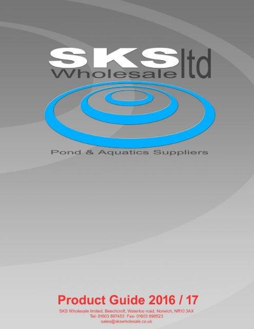 SKS Catalogue 2016