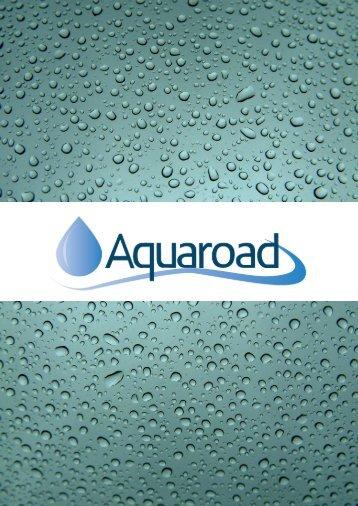 Aquaroad Catálogo 2016