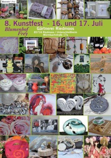 8. Kunstfest - 16. und 17. Juli - Linda Ferrante