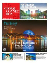 Turkish Economy's Steady Growth