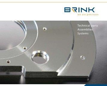 Brink Imagebroschüre