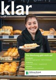 Magazin klar April 2016