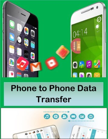 Phone to Phone Data Transfer