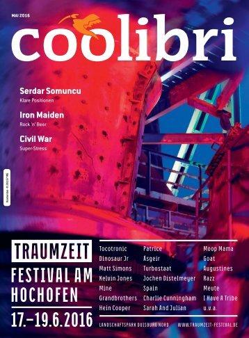 Mai 2016 - coolibri Ruhrgebiet