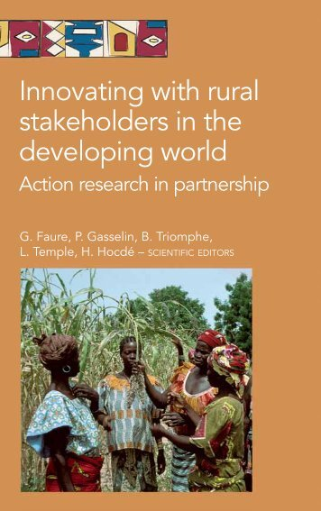 stakeholders in the developing world