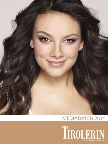 TIROLERIN - Mediadaten 2014