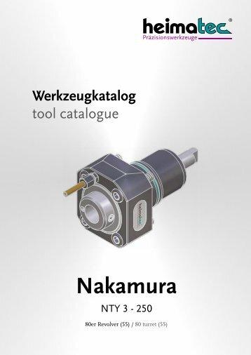 NTY 3-250 80er turret