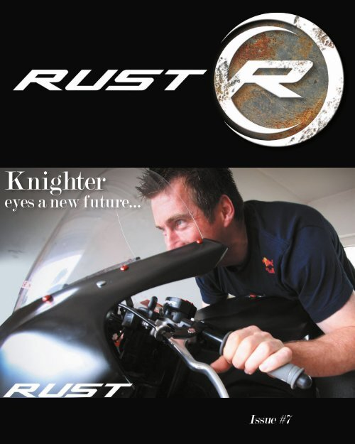 RUST magazine: Rust#7