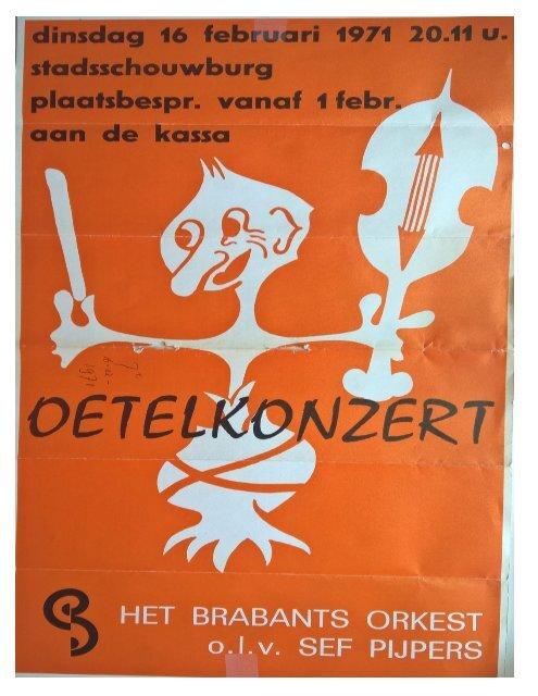 7e Oetelkonzert 1971