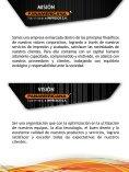 Nuestra Esencia Corporativa - Page 4