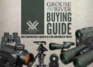 Vortex Optics Buying Guide