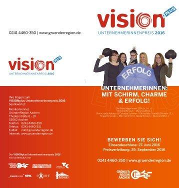 VISIONplus Flyer 2016
