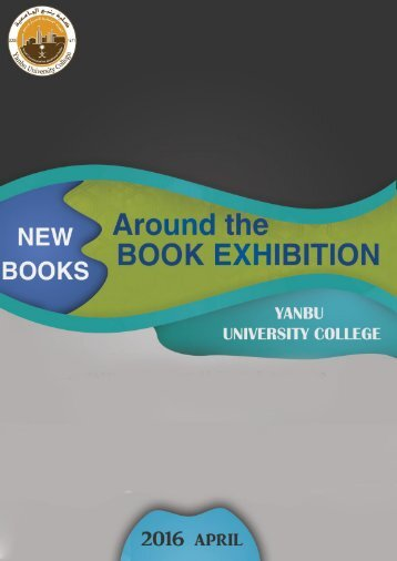 New Books Around the Book Exhibition