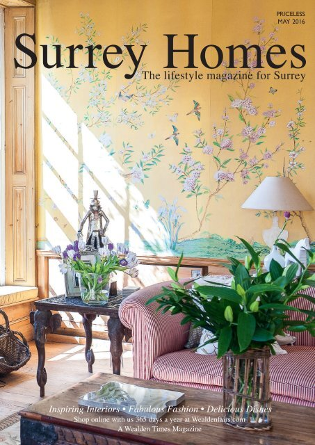 Surrey Homes | SH19 | May 2016 | Restoration & New Build supplement inside