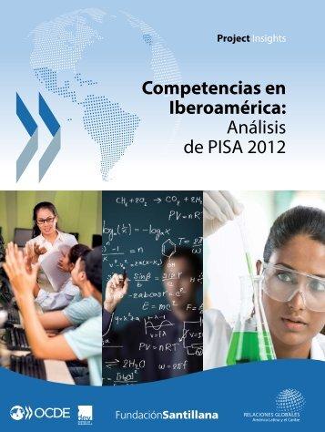 Iberoamérica Análisis de PISA 2012