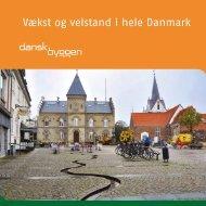 Vækst og velstand i hele Danmark
