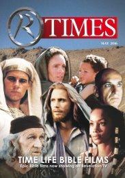 TIME LIFE BIBLE FILMS
