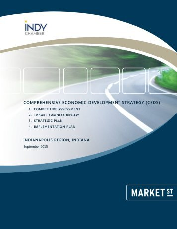 COMPREHENSIVE ECONOMIC DEVELOPMENT STRATEGY (CEDS)