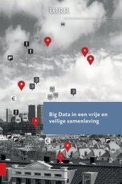 Big Data in een vrije en veilige samenleving