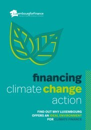 financing climate change action