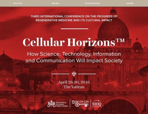 Cellular Horizons