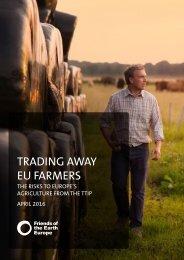 TRADING AWAY EU FARMERS