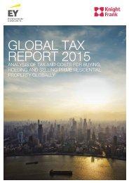 GLOBAL TAX REPORT 2015