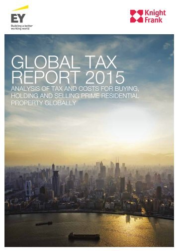 GLOBAL TAX REPORT 2015