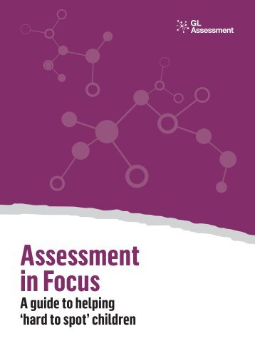 Assessment in Focus